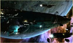 Spaceship Sci-fi Wallpapers screenshot 1/5