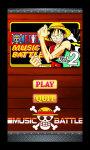 One Piece T Music Battle Vol 2 screenshot 1/3