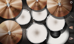 Modern A Drum Kit screenshot 1/5