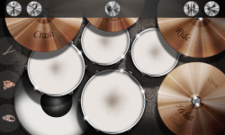 Modern A Drum Kit screenshot 3/5