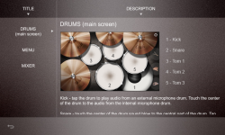 Modern A Drum Kit screenshot 4/5