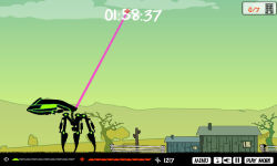 Alien-Invader screenshot 3/4