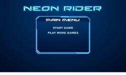 Neon Rider screenshot 1/3