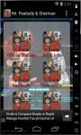 Mr Peabody and Sherman Fan App screenshot 1/3