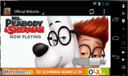 Mr Peabody and Sherman Fan App screenshot 2/3