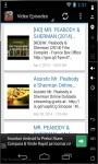 Mr Peabody and Sherman Fan App screenshot 3/3