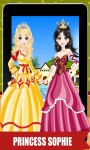 Gorgeous Princess Dressup screenshot 2/5