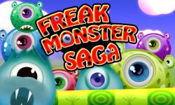 Freak Monster Saga screenshot 1/4