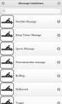 Massage Guidelines screenshot 1/1