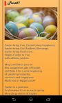 Easter SMS screenshot 1/4