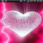 Love Heart Animated Wallpaper screenshot 6/6