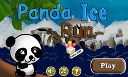 Panda Ice Run   screenshot 1/6