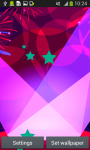 Neon Lights Live Wallpapers screenshot 1/6