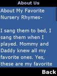 My Favorite Nursery Rhymes screenshot 4/4