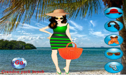 Miami Beach Dressup Free screenshot 2/3