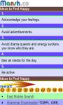 99 Ideas to Feel Happy screenshot 2/3