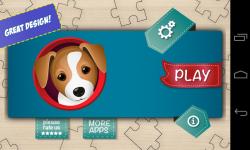 Free Dogs Jigsaw Puzzle screenshot 1/6