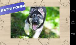 Free Dogs Jigsaw Puzzle screenshot 2/6