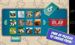 Free Dogs Jigsaw Puzzle screenshot 3/6