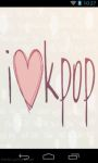 K-POP Stars Wallpaper Free screenshot 2/2