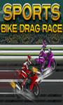 Sports Bike Drag Race – Free screenshot 1/6