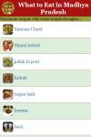 What to Eat in Madhya Pradesh screenshot 2/3