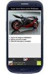 super sport motorcycles wallpaper screenshot 3/6