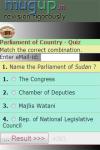 Countries and Parliament Quiz screenshot 2/3