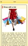 Best Shopping Tips screenshot 1/1