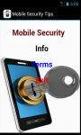 Mobile Security N Safemode screenshot 2/2