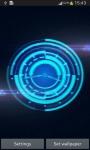 Mystic Halo Clock screenshot 1/6