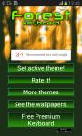 Forest Keyboard screenshot 2/6