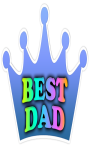Fathers Day Frames Fathers Day Cards And Wallpaper screenshot 6/6