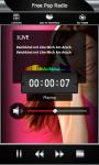 Free Pop Music Radio screenshot 3/6