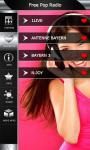 Free Pop Music Radio screenshot 5/6