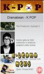 K Pop K Drama News screenshot 3/3