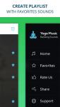 Yoga Music - Relaxing Sounds screenshot 3/5