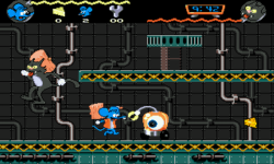 Itchy and Scratchy Game screenshot 1/1