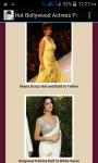Hot Bollywood Actress Pics screenshot 2/5