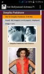 Hot Bollywood Actress Pics screenshot 3/5