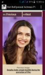 Hot Bollywood Actress Pics screenshot 4/5