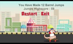 Jumping Rat In City screenshot 5/6