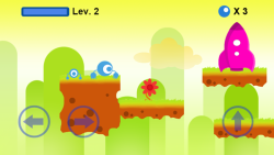 BlueScap: Stranded screenshot 1/5