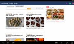 Food: Recipes Cooking Shows screenshot 6/6