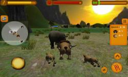 Lion Quest Simulator screenshot 3/4