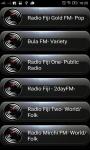 Radio FM Fiji screenshot 1/2