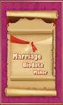 Marriage Biodata Maker screenshot 3/4