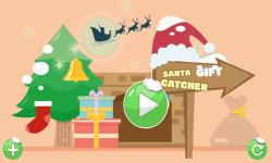 Santas Gift Catcher screenshot 1/4