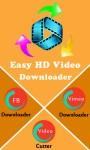 Easy HD Video Download screenshot 1/6