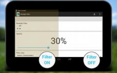 Blauw licht filter PRO specific screenshot 6/6
